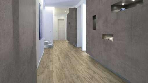 Clinica con suelo laminado Kaindl Roble Tortona 37663 (8)