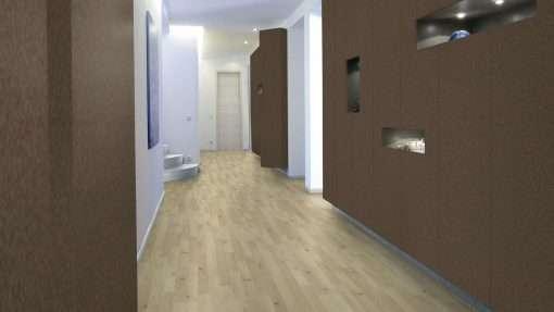 Clinica con suelo laminado Kaindl Roble Trevi 37528 (14)