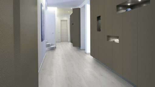 Clinica con suelo laminado Kaindl Roble Trillo 35953 (1)