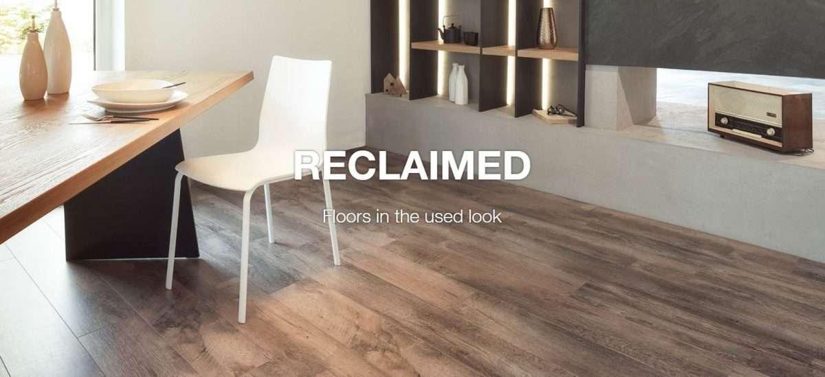 Los suelos laminados con estilo vintage tendencia de for Suelos laminados adhesivos