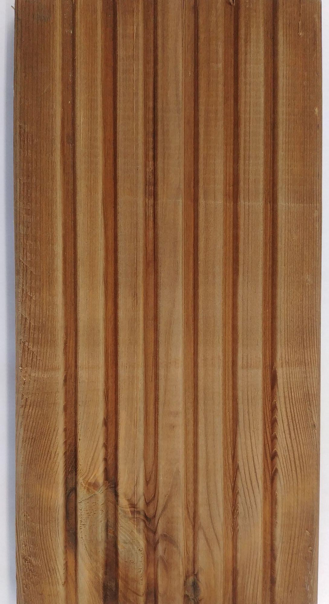Pieza madera exterior pino tratado r4 marr n 145x28 4 5 metros - Madera de pino para exterior ...